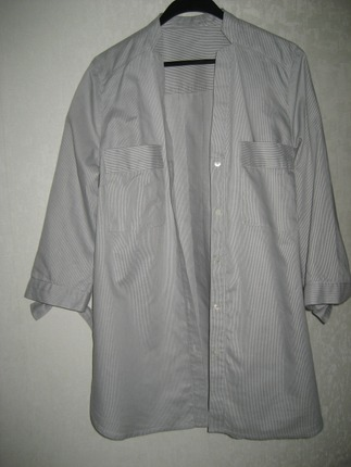 Фото. Сшилась и с удовольствием носится блузка-рубашка.  Автор работы - Хохлома