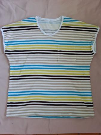 Фото. Легкая футболочка для мамы из х/б кулирки.  Автор работы - Olga-Sh
