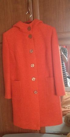 Фото. Долгострой: учебное пальто. Автор работы - eka911