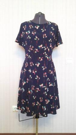 Фото. Внеплановое платье.  Автор работы - Lenkeen
