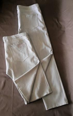 Фото. Шорты и джинсы по одной выкройке.  Автор работы - Наталья-я