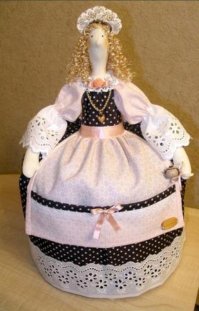 Фото. Новая кукла. Автор работы - иллюзия333