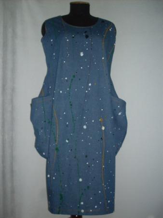 Фото. Платье чуточку бохо.  Автор работы - St.Elena