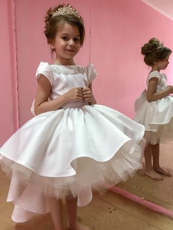 Фото. Платье для выпускного.  Автор работы - Цветочек