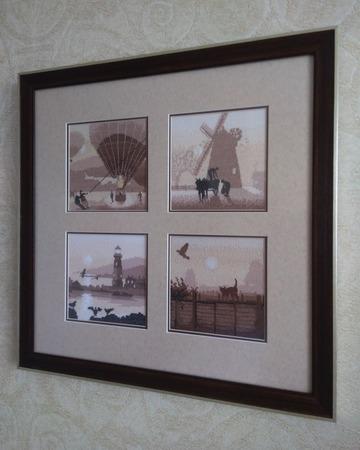 "Фото. Heritage, серия ""Silhouettes"".  Автор работы - Luffa"