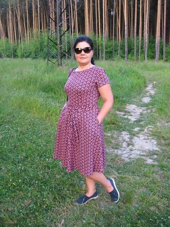 Фото. Платье.  Автор работы - Милка))))