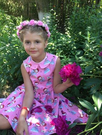 Фото. Платье для дочки.   Автор работы - Tolstik1