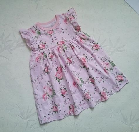Фото. Платье для внучки.   Автор работы - Lyudmila_So