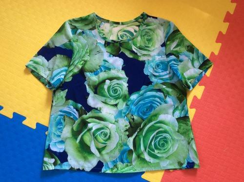Фото. Шелковая футболка.  Автор работы - V-Viola