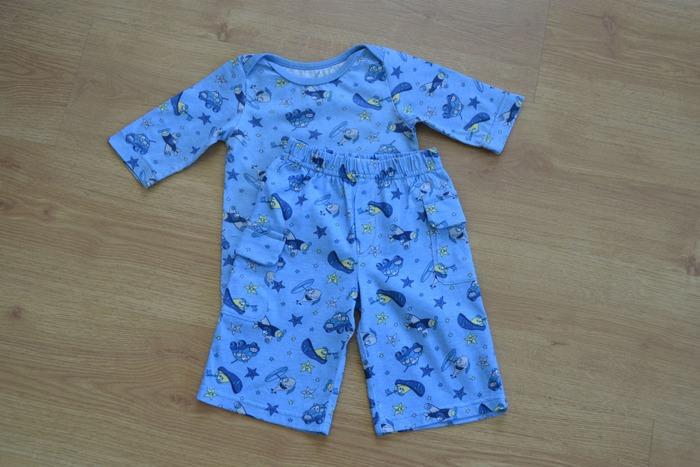 Фото. Бермуды частый компонент пижамы - для детей и взрослых. Автор работы - Дымок 2