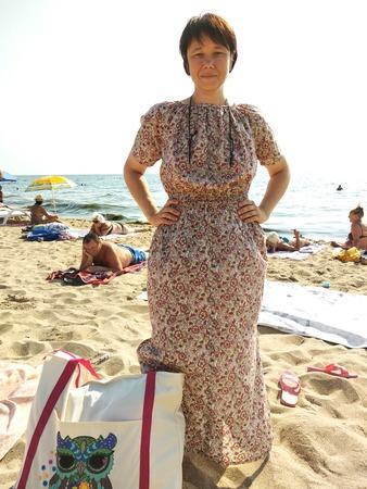 """Фото. Вот мое """"сапожковое платье"""".   Автор работы - Elenacool1973"""