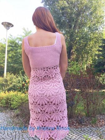 Фото. Платье готово. Автор работы - Кнюша