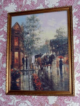 """Фото. Леврон """"Дождливый день"""". Автор работы - Nadegda1949"""