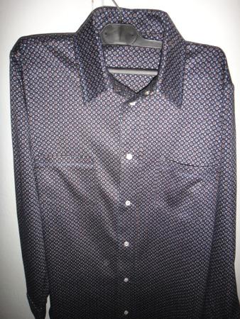 Фото. Рубашка для сына из модала.