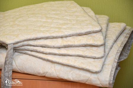 Как сшить и простегать одеяло?