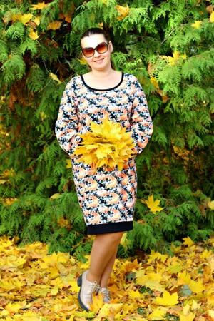 Фото. Новое платье.  Автор работы - Natynn