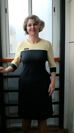 """Фото. """"Миланское"""" платье.   Автор работы - Муми"""