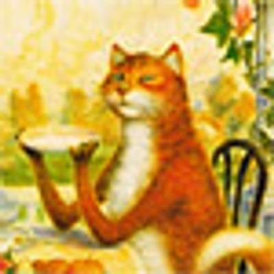 Светлана (Рыжая_кошка)