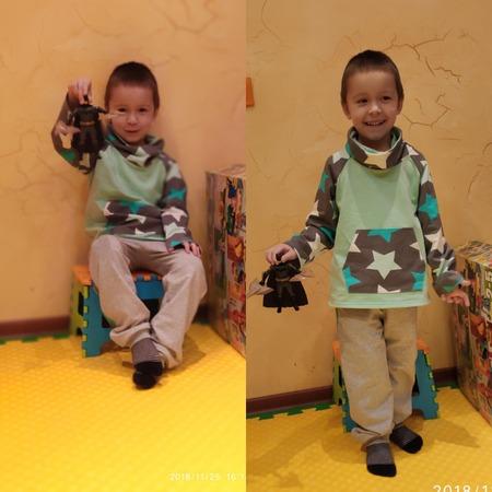 Фото. Капсула в детский сад.  Автор работы - V-Viola