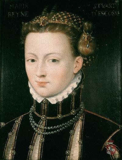 "Фото. Франсуа Клуэ ""Мария Стюарт""."