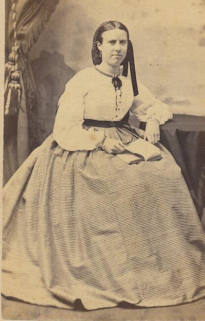 Фото. Фотопортрет, 1860 г.
