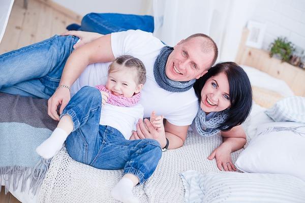 Фото. Трио в снудах!   Автор работы - Anli