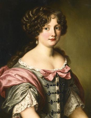 Фото. Якоб Фердинанд Вут (1639-1689). Анна Мария Карпенья Наро