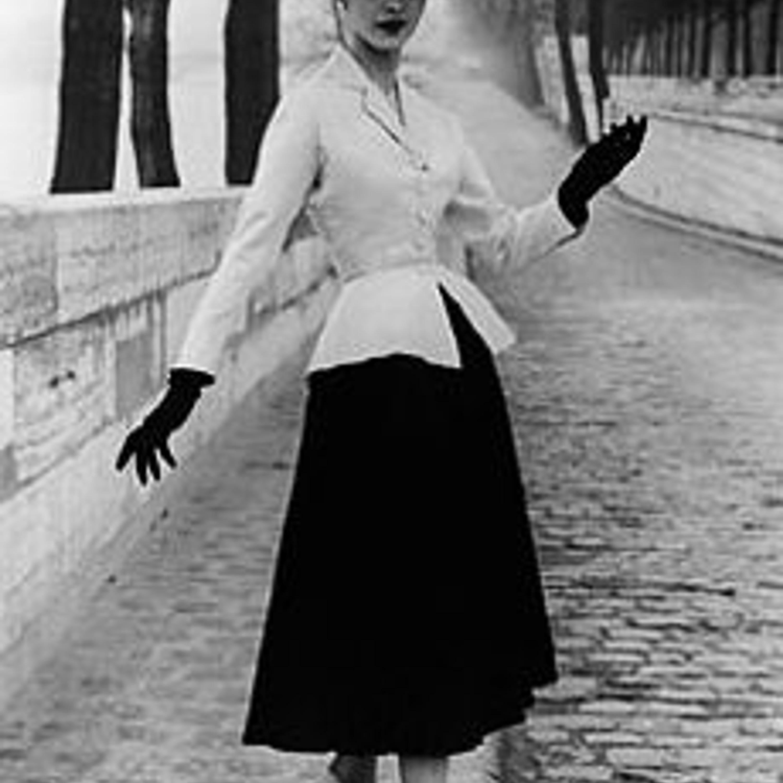 New Look от Кристиана Диора вдохновил Энне Бурда - она поняла, что будет делать журнал мод.