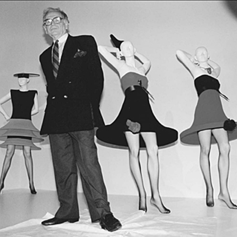 Фото 1. Пьер Карден. Фото 1970-х г.
