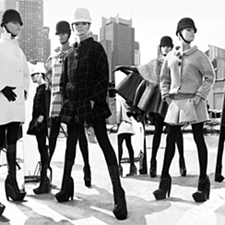 Фото. Пьер Карден. Модели 1960-х г.