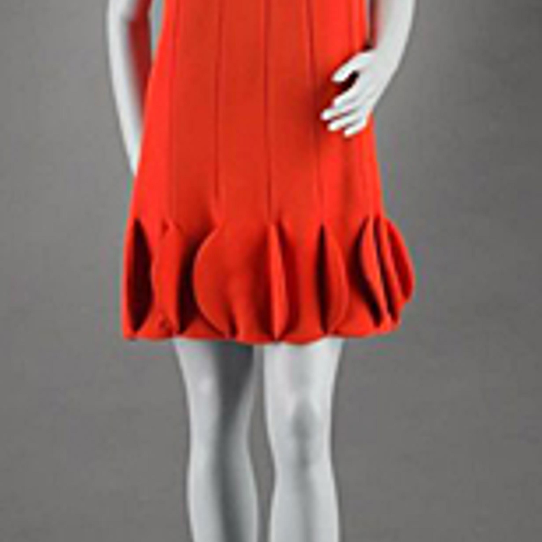 Фото 14. Платье. 1968 г.