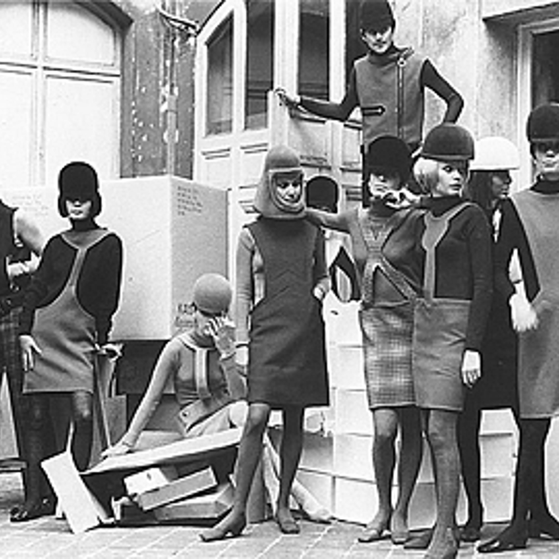 """Фото 5. """"Космическая"""" коллекция. 1966 г."""