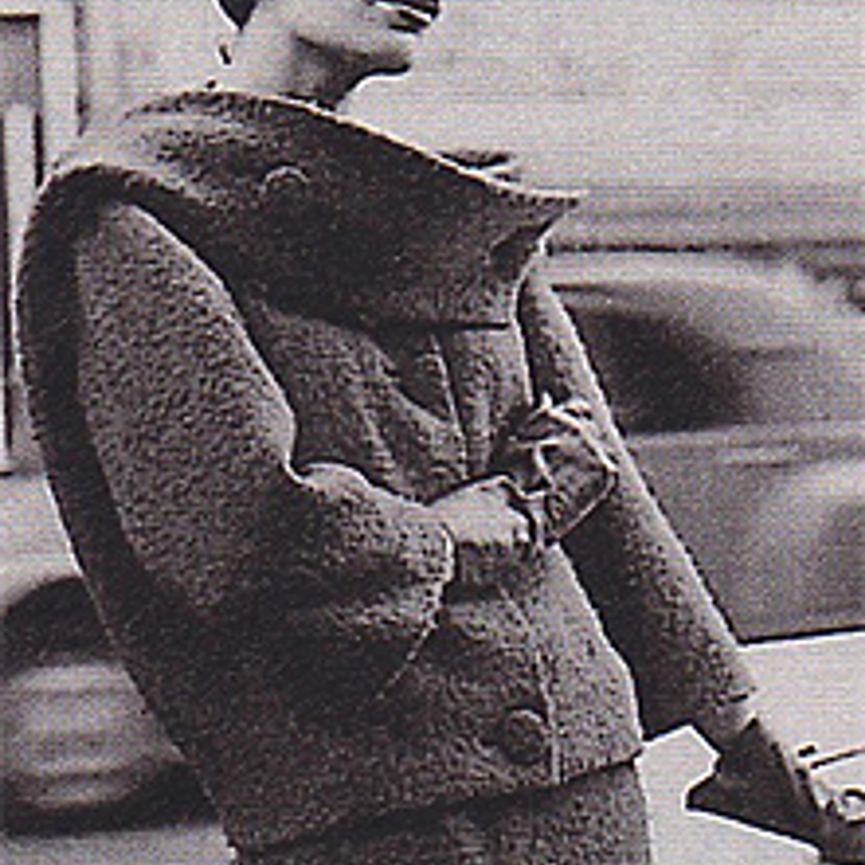 Фото 2. Первая женская коллекция. Костюм. 1957 г.