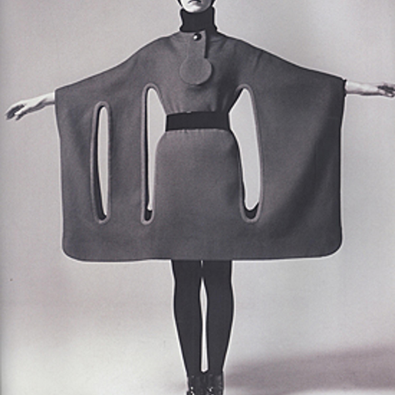 Фото 16. Накидка. 1970 г.