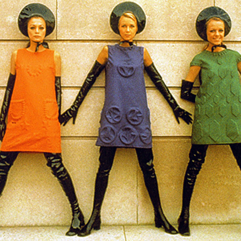 Фото 10. Мини-платья. Кардин. 1968 г.