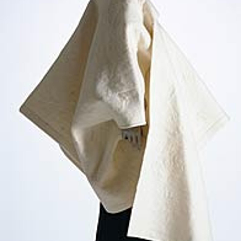 """Фото 4. Пальто из """"вареной"""" шерсти натурального оттенка, 1983 г."""