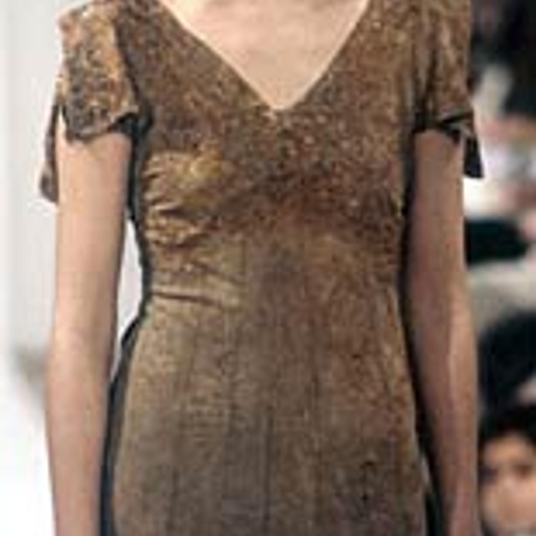 Фото 15. Дипломная коллекция Хуссейна Чалаяна, 1993 г.
