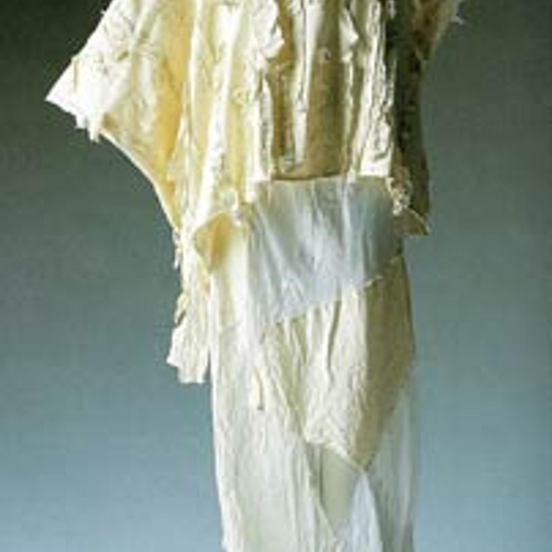 Фото 6. Платье, хлопок и вискоза, 1983 г.