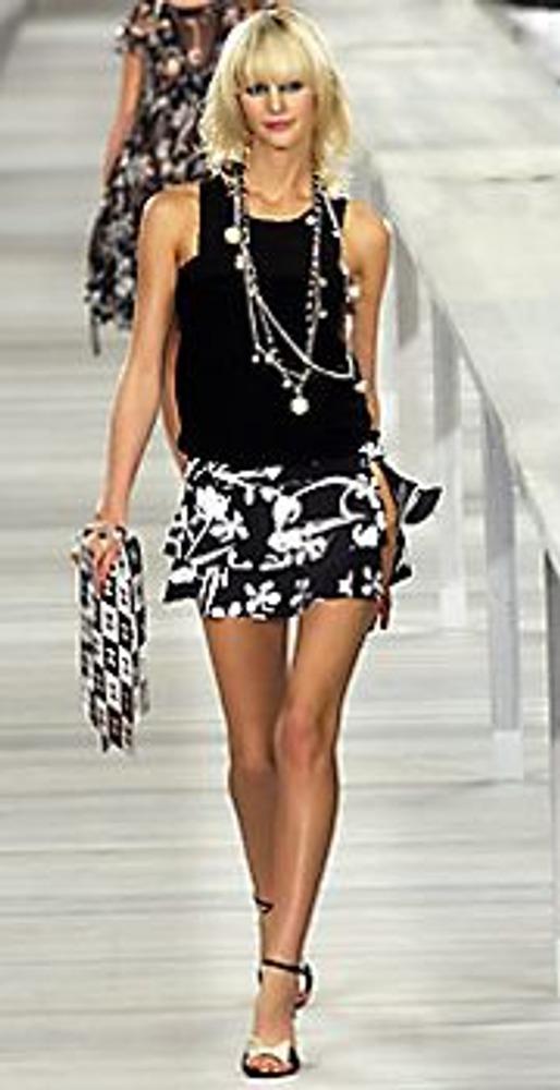 Chanel, весна-лето 2004