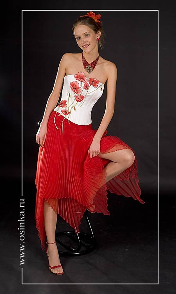 Выпускные платья 2005