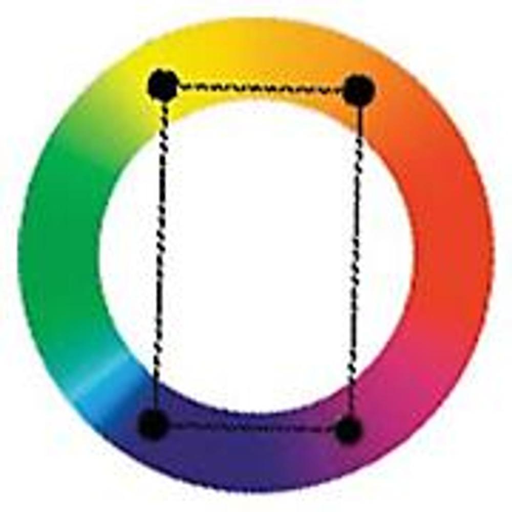 4. Гармония вписанного прямоугольника