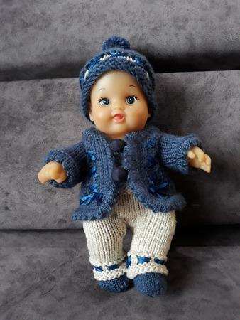 Фото. Наряжаем кукол в сад.   Автор работы - !Ola!