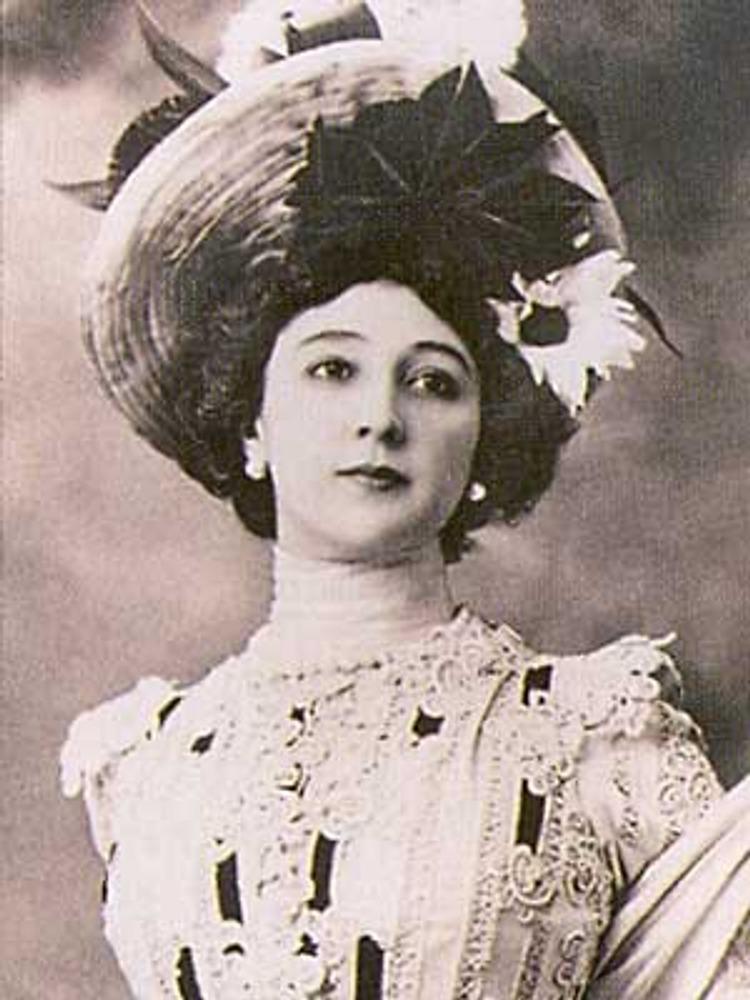 Каролина Августа Отеро