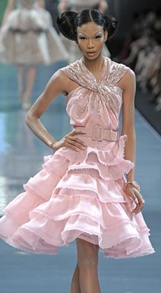 Фото. Dior, Haute Couture, осень-зима 2008/09