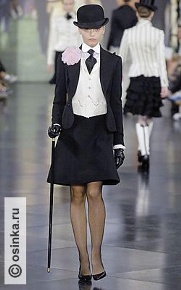 """Фото. Стиль """"денди"""" от Ralph Lauren, коллекция весна-лето 2008."""