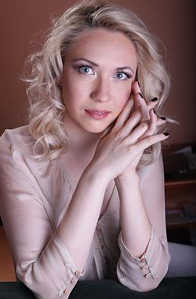 Фото. Анна Шилова - стилист, преподаватель, автор книги по дресс-коду.