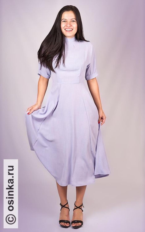 Осинка выкройки платьев для полных фото 339