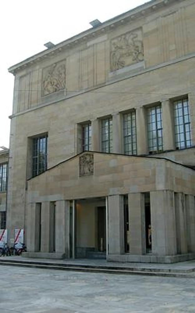 Фото. Художественный музей, Цюрих, Швейцария.