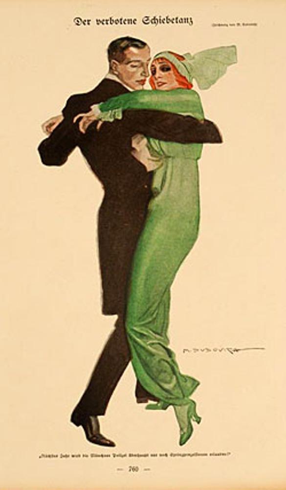 "Фото. Марчелло Дудович (1878-1962) ""Танец"""