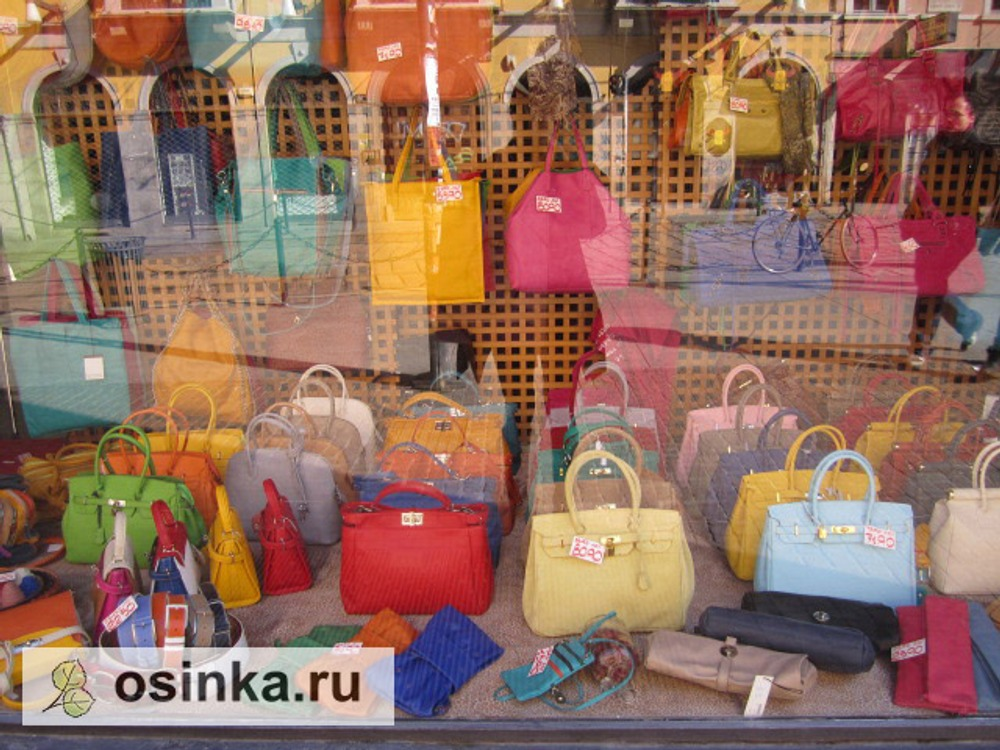 Фото. Милан, Via Tirino, чудесный магазин Silvia: в нем говорят по-русски и всегда готовы предоставить скидку на местную красоту.